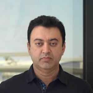 Asif Yusufzai headshot