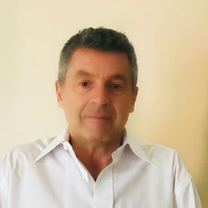 Giovanni Arrigone Headshot