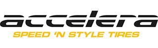 Accelera Tires logo